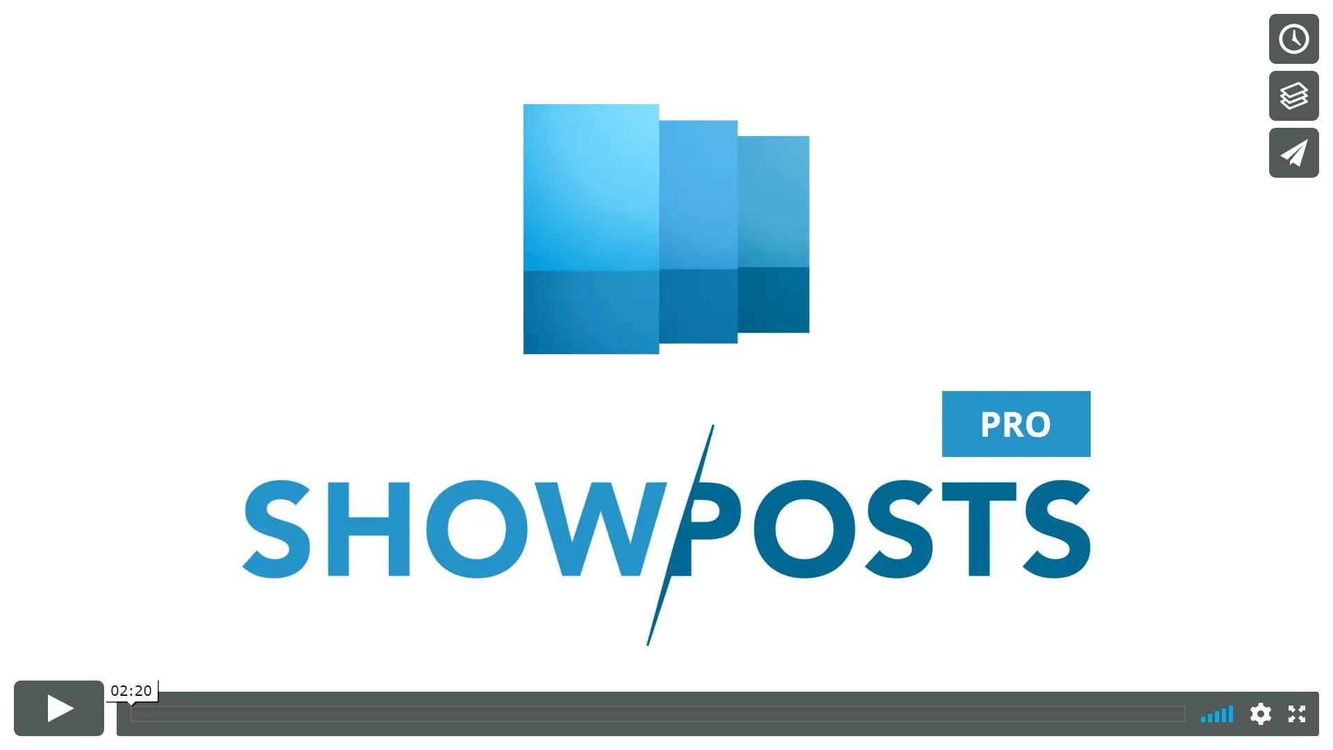 WP Show Posts Pro